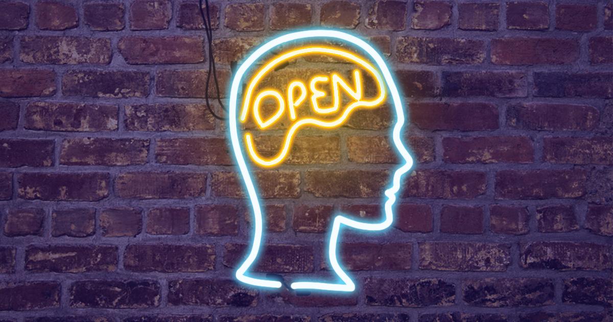 KEEP AN OPEN MIND |Open Mind Images